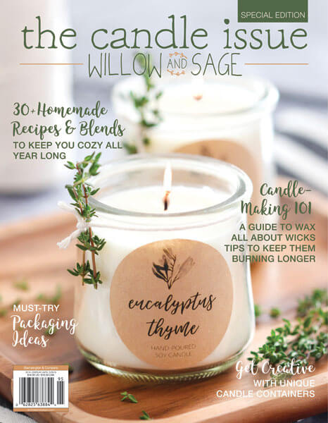 The Candle Issue by Willow and Sage